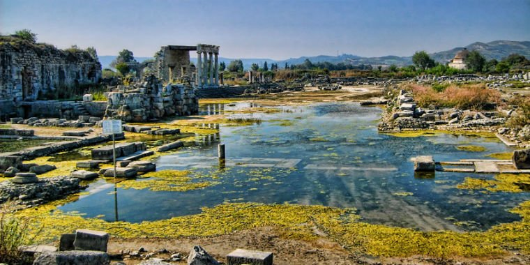 Miletos Antik Şehri
