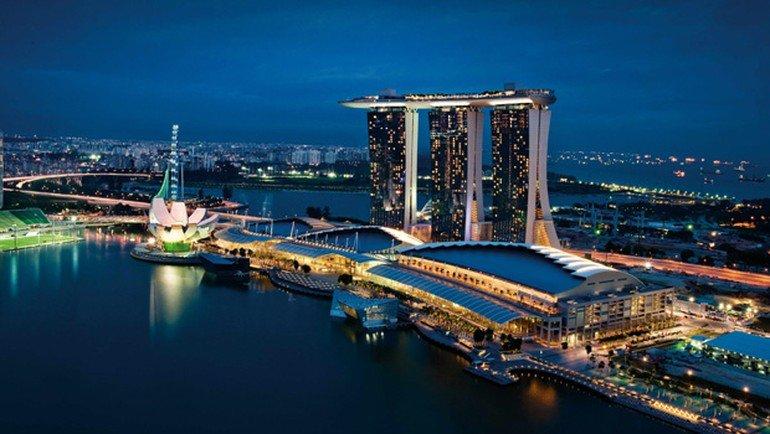 Singapur Seyahati